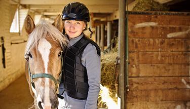 Poney Club de la Crouzette, à Marvejols, vous propose un large éventail d'activités d'équitation